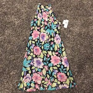 Evan Picone Floral Dress